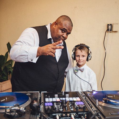 Kid Friendly DJ